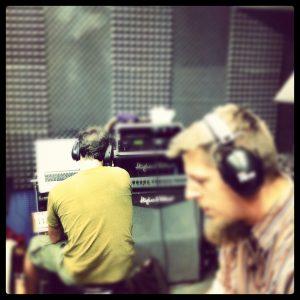 Recording 2012