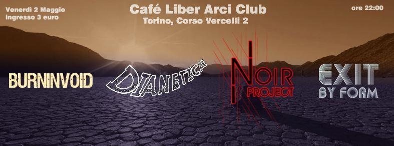 Café Liber Turin Facebook Veranstaltung