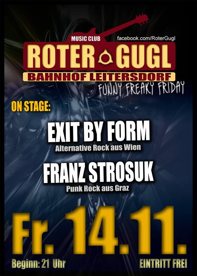 Funky Freaky Friday 14.11